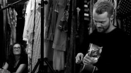 Esben Madsen at Soul Shine - Århus, Danmark