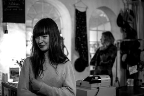 Helga Jansson at Soul Shine - Århus, Danmark.