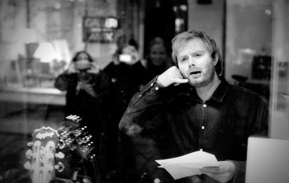 Tobias Dalager at Cross Eyes - Århus, Danmark