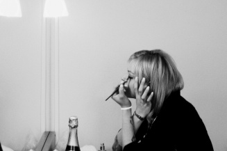 Preparation time. Carol, Richmond Hotel, Copenhagen