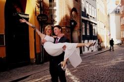 Carol and John, yay! - Copenhagen